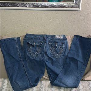 True religion jeans !
